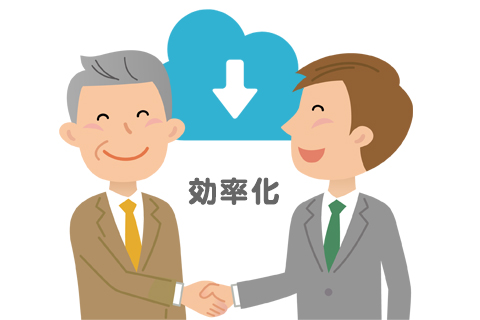 社内業務の効率化の提案